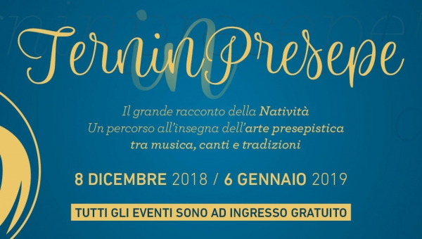 TernInPresepe: al via la mostra nel Museo Diocesano e il concerto gospel in Cattedrale