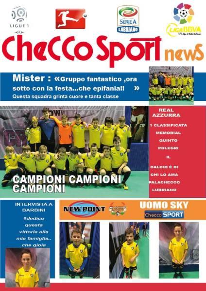 Vittoria per la Polisportiva Real Azzurra Grotte di Castro al Torneo  Categoria 2008 al Memorial Polegri