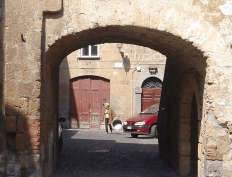 Scorci di Orvieto … e di Orvietani