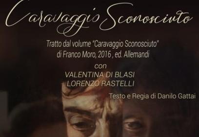 Un orvietano per Caravaggio, il giovane Lorenzo Rastelli scritturato dal Teatro di Documenti di Roma
