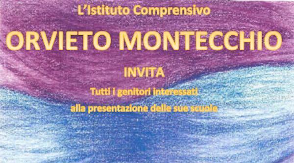 Presentazione delle scuole dell'IC Orvieto-Montecchio
