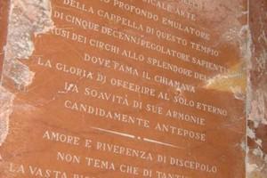 """""""Magnificat"""" al Duomo in ricordo del m° Giuseppe Pedota"""