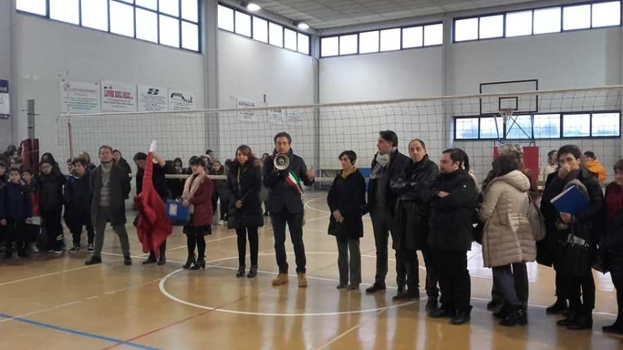 Scuola Media Ippolito Scalza di Ciconia, il 2019 riporta gli studenti in un edificio riqualificato e sicuro