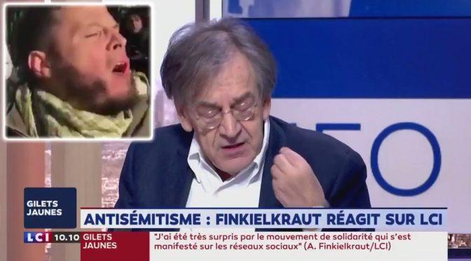 OPINIONI SOLITARIE DEL LUNEDI 25.02.2019 [480] – Attenzione alla pazza miscela di antisemitismo, antiebraismo, estremismo