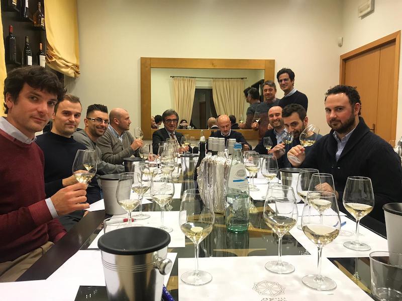 """Sperimentazioni dell'Orvieto, Commissione tecnica del Consorzio di Vini: """"Buone prospettive e potenzialità"""""""