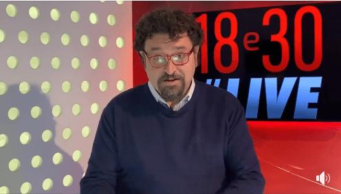 18e30 #LIVE del 22/02/2019: Situazione politica, cultura, spettacolo e solidarietà