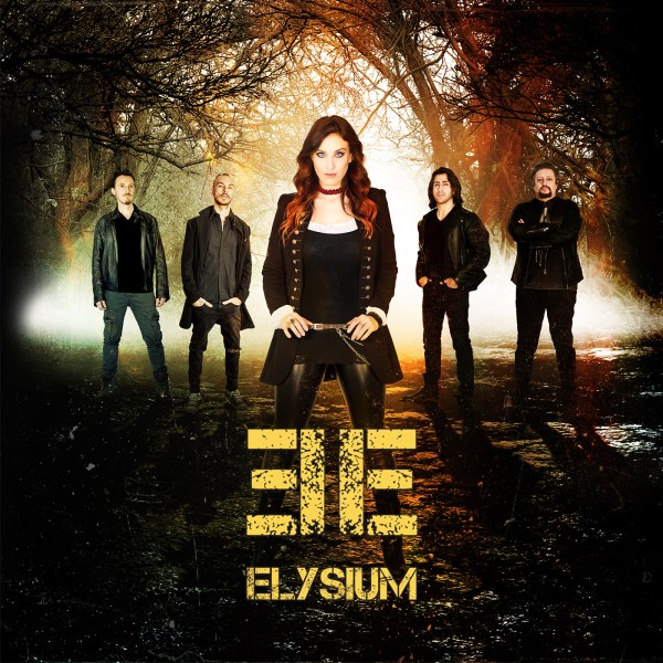 "Gli ""Elysium"" debuttano con l'album ""Labyrinth of Fallen Angels"""