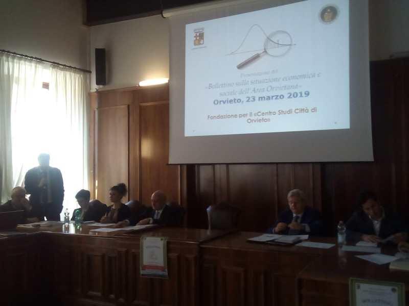 Ludopatia, il cancro del gioco sta rovinando gli orvietani. Presentata la terza edizione del Bollettino socio-economico dell'Area orvietana