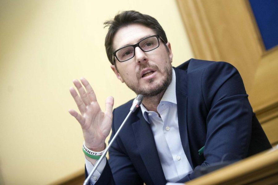 Il sottosegretario Nicola Molteni in appoggio a Roberta Tardani