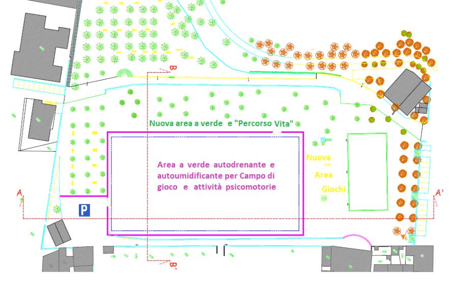 Castel Viscardo, completati lavori di risanamento della Bocciofila