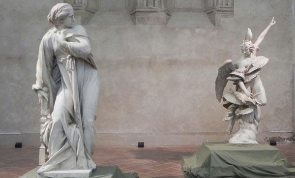 Un concerto d'organo in Duomo apre i festeggiamenti per il ritorno dell'Annunciazione del Mochi in Cattedrale