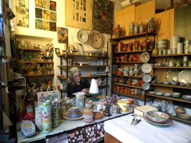 Ceramica orvietana. Forse una speranza nell'Associazione Strada della ceramica umbra