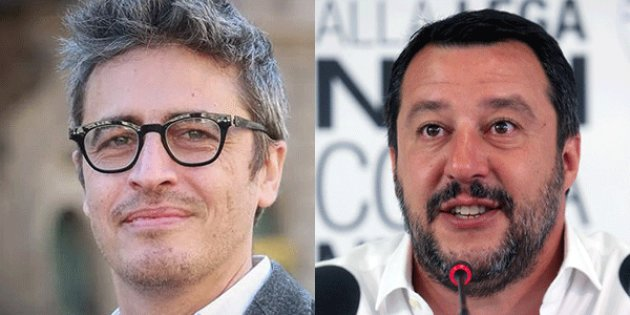 Salvini, inquietante figuro, prende per i fondelli Ramy. E' ora di ribellarsi e riprendersi la dignità