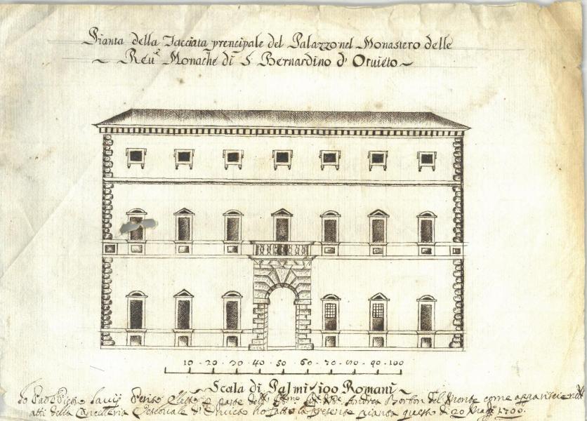 Dove la storia abbraccia il futuro, recentemente riprogettato e ampliato il polo culturale Archivio Vescovile di Orvieto