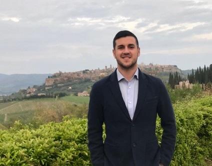 """Matteo Panzetta, CasaPound e la """"questione giovanile"""" che si accasa a destra"""