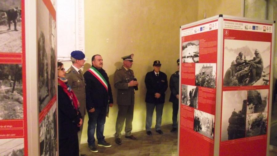 Inaugurata a Vitorchiano la mostra fotografica Storming The Skies, dedicata alla Grande Guerra