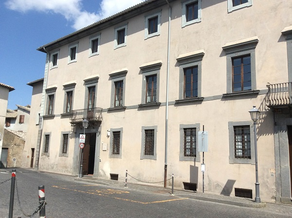 L'Inps di Orvieto trasloca, nuova sede al Piano Terra di Palazzo Negroni