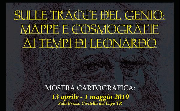 Sulle tracce del genio: mappe e cosmografie ai tempi di Leonardo