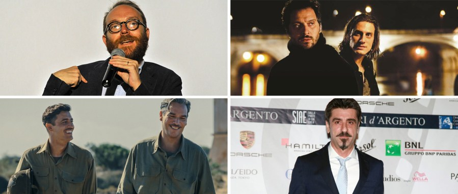 """Massimiliano Sturiale e Michele Astori, incontreranno le scuole per il progetto Tuscia Film Fest """"A scuola di cinema 2019"""""""