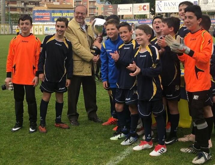 Giovanile Etruria calcio chiude alla grande la stagione