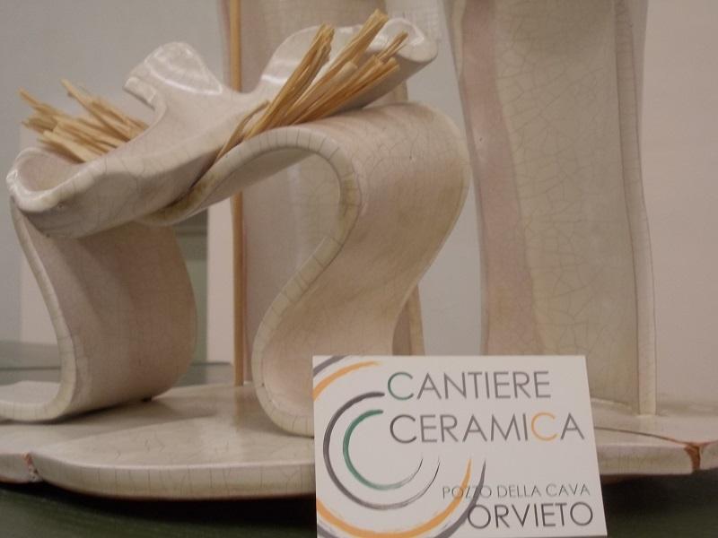 """Nonostante il maltempo """"Buongiorno Ceramica"""" sorride a Orvieto. Chiusa in positivo la 5A edizione dell'evento nazionale"""