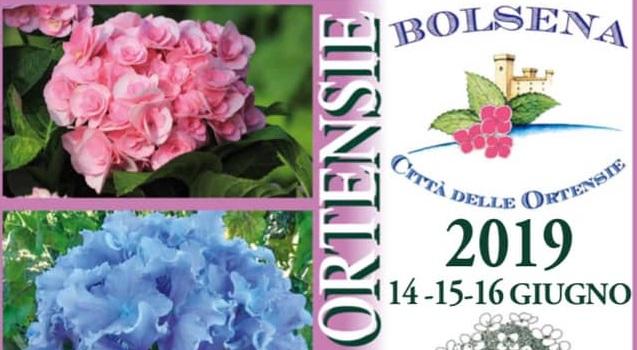 A Bolsena è Festa delle Ortensie