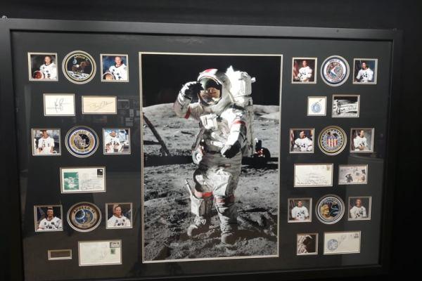Ad Orvieto un museo permanente dedicato alle esplorazioni spaziali