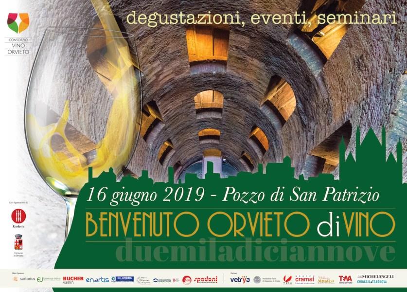 Benvenuto Orvieto diVino, il Pozzo di San Patrizio si riempie di bollicine