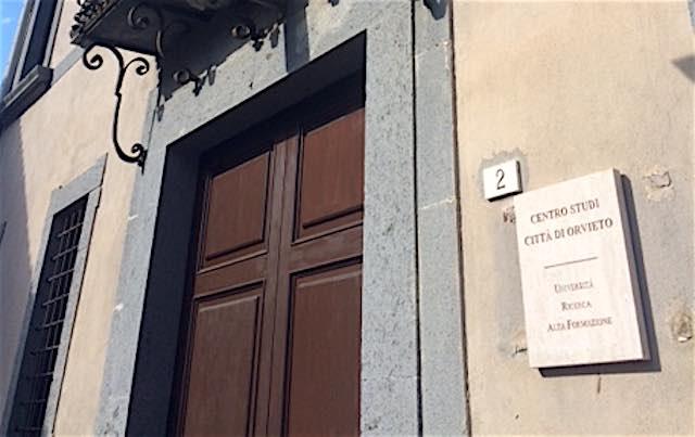 """Il cda del Centro Studi Città di Orvieto mette a disposizione il proprio mandato. """"Stiamo in attesa di conoscere la decisione del sindaco"""""""