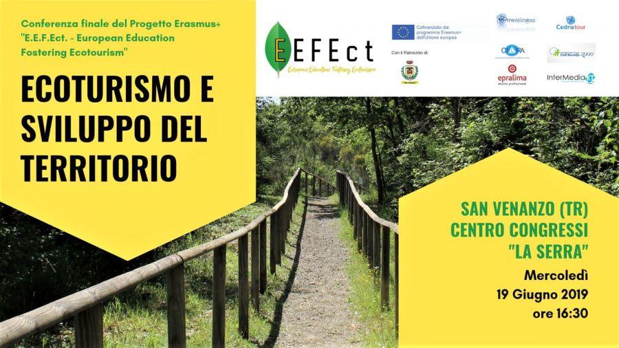 """San Venanzo, studenti di Francia, Grecia, Romania e Portogallo per chiusura """"European Education Fostering Ecotourism"""""""