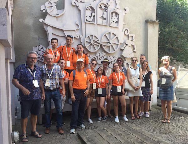Anche l'IISST di Orvieto partecipa all'Assemblea Internazionale di Cittaslow