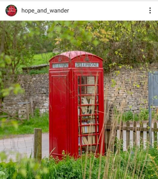 Condividi il libro…nella cabina!