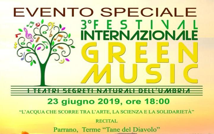 A Parrano Festival Internazionale Green Music