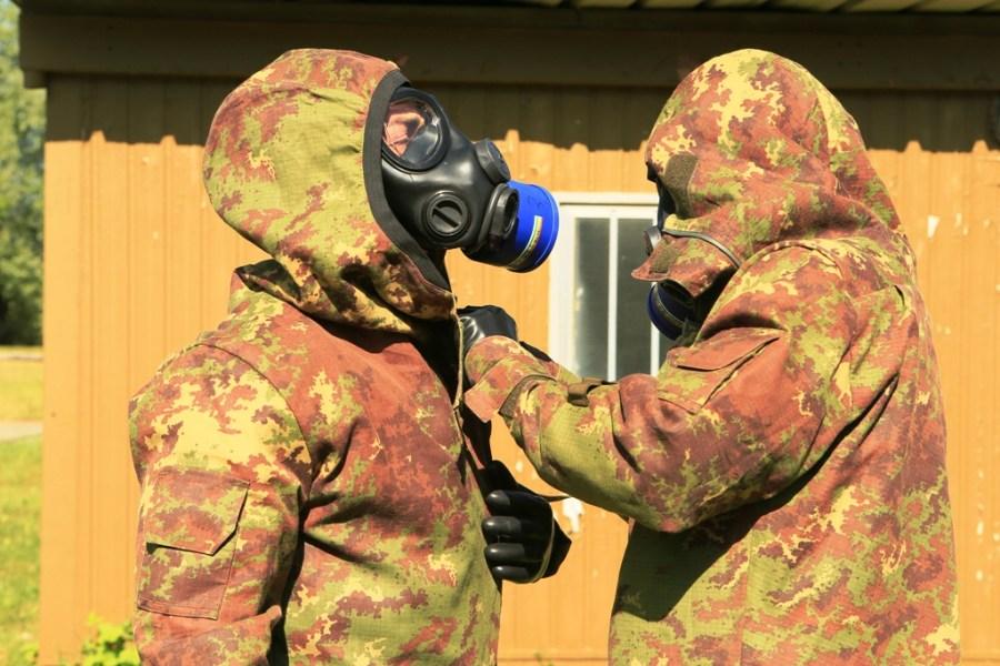 """Concluso il corso di """"qualificazione operativa di base CBRN"""" dagli Allievi Marescialli del XXI corso """"Esempio"""""""