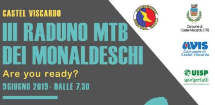 Al via la 3^ edizione del Raduno MTB dei Monaldeschi