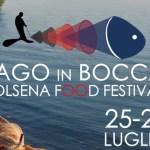 Lago in Bocca, street food sulle rive di Bolsena