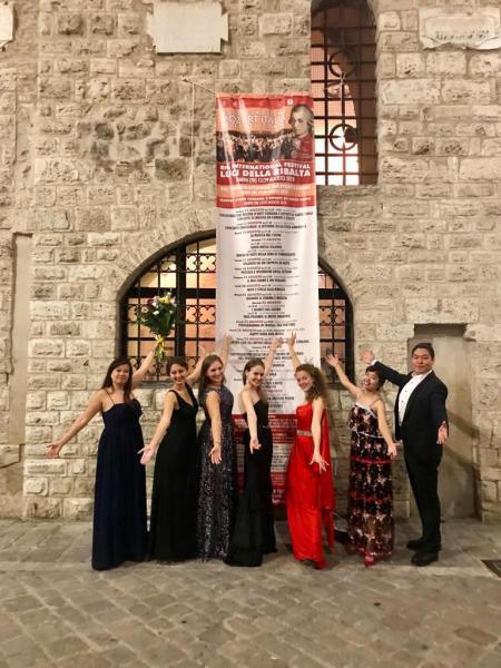 """Narni in musica con la 9A edizione Festival """"Luci della Ribalta"""""""