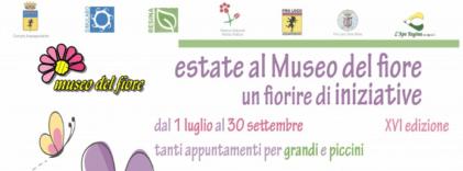 Fioriscono iniziative nell'estate viterbese al Museo del Fiore di Torre Alfina