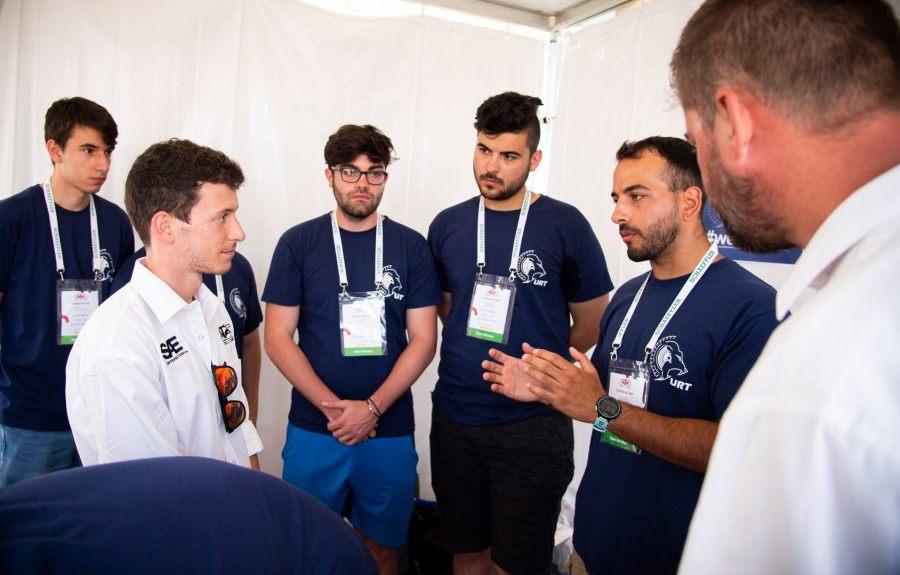 Unitus Racing Team: Terzi nella formula SAE gli studenti di Ingegneria