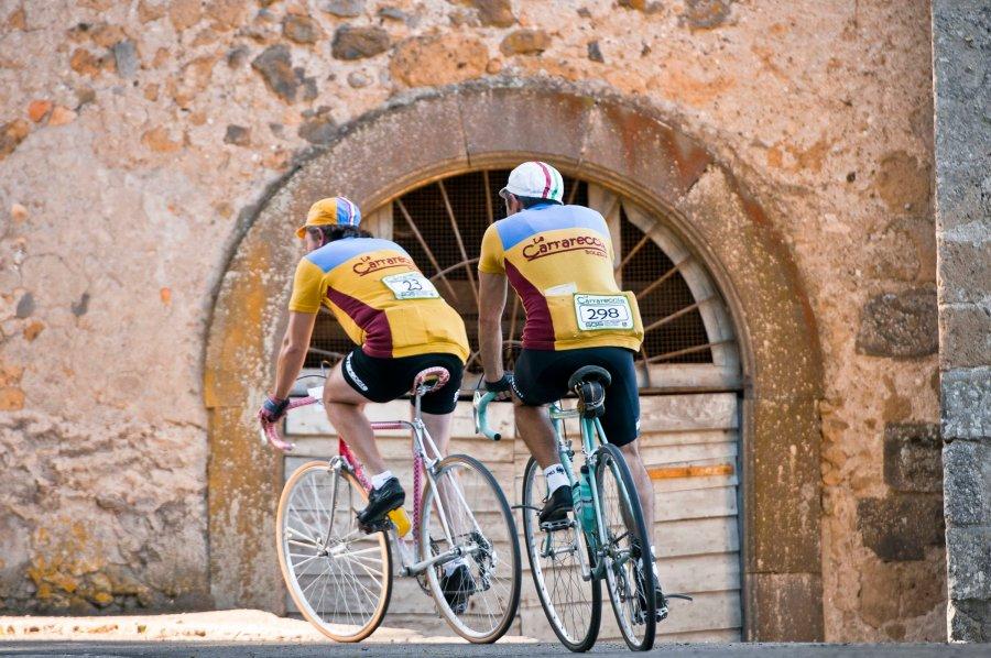 """A settembre torna """"La Carrareccia"""". Settima tappa del Giro d'Italia d'Epoca"""