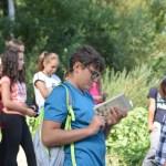 """""""Scienza: nome comune di cosa, femminile, singolare"""" alla riserva del Monte Rufeno"""