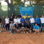 A Viterbo 72 partecipanti per il Torneo di Tennis Memorial Andrea Testa