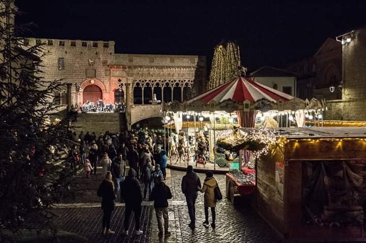 """Caffeina Christmas Village, il presidente Rovelli: """"Non ci sono le condizioni per farlo a Viterbo. Andiamo altrove"""""""