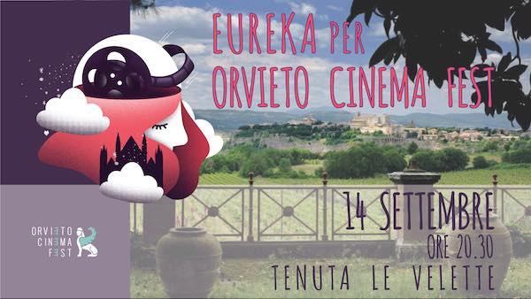 """Festa associativa alla Tenuta """"Le Velette"""" aspettando """"Orvieto Cinema Fest"""" e il Festival del Dialogo"""