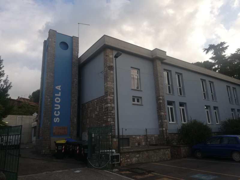 Terminati i lavori di adeguamento sismico e efficientamento energetico alla Scuola di Castel Viscardo