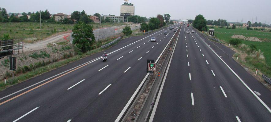 Autostrada, chiusure notturne dell'uscita della stazione di Fabro