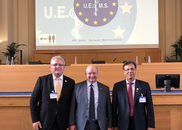 Usl Umbria 2, prestigioso riconoscimento europeo per il dottor Mauro Zampolini
