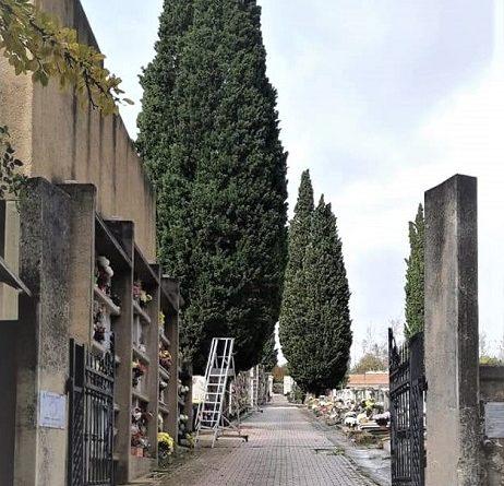 Amelia stanzia fondi per luci votive nei cimiteri e sulle strade comunali