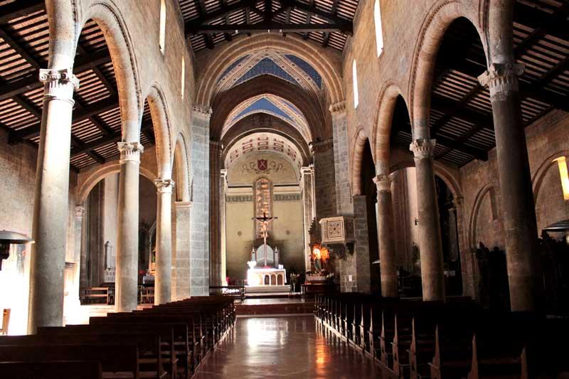 """""""Dalla ricerca archeologica romana di Corbara al culto cristiano di Sant'Andrea"""","""