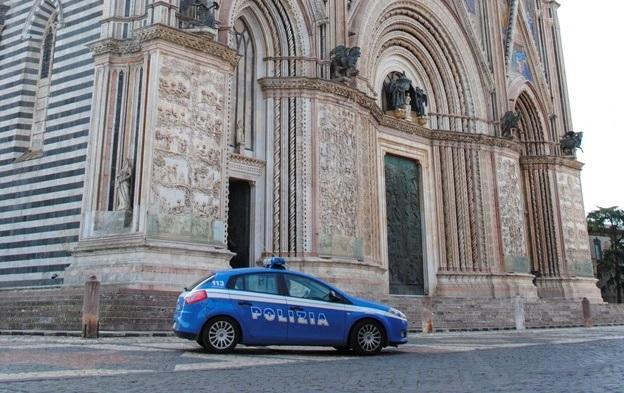 """Commissariato di Orvieto: """"Carenza di agenti di polizia con i nuovi pensionamenti"""". Il Mosap lancia l'allarme"""